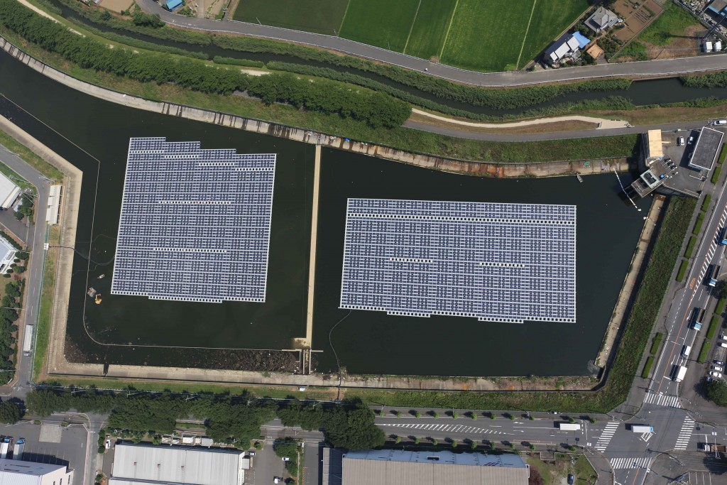 Floating Solar Uk Ciel Et Terre Hydrelio 169